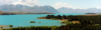 Lake Tekapo, New Zealand's South Island