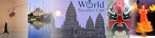 20 day Global Voyager Around the World Vacation